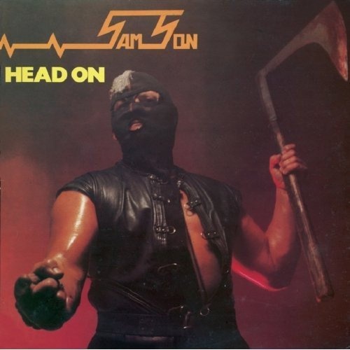 CD : Samson - Head On (Bonus Tracks, Remastered)
