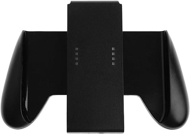SSYY L+R - Soporte de agarre para mando de juegos para Nintendo Switch Joycon NS, plástico abs, negro, As pic: Amazon.es: Hogar