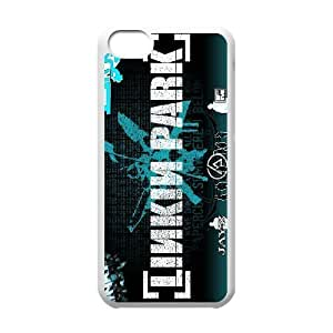 Custom High Quality WUCHAOGUI Phone case Linkin Park Music Band Protective Case For Iphone 5c - Case-10
