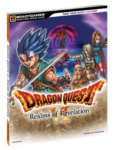 dragon quest series - 5