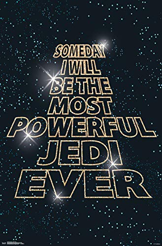 Trends International Star Wars-Future Jedi Clip Bundle Wall Poster 22.375