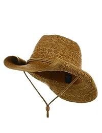 Ladies Toyo Cowboy Hat - Coffee