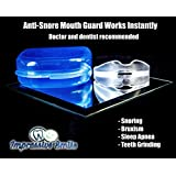 Impressive 2-in1 Mouth Guard - Stop Snoring and Teeth Grinding Aid
