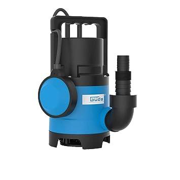 Güde Schmutzwassertauchpumpe GS 4002 P Tauchpumpe Pumpe Schmutzwasserpumpe
