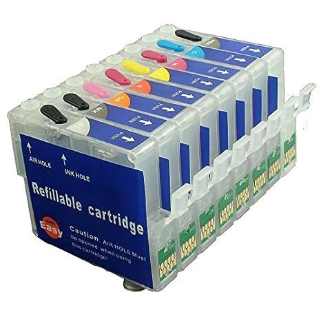 CEyE para P400 SureColor P400 CISS impresora cartucho de ...
