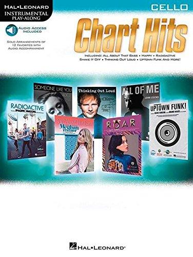 Chart Hits: Cello (Hal Leonard Instrumental Play-Along) (Leonard Hal Download)