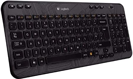 Logitech K360 Teclado Inalámbrico Compacto para Windows, 2.4 ...