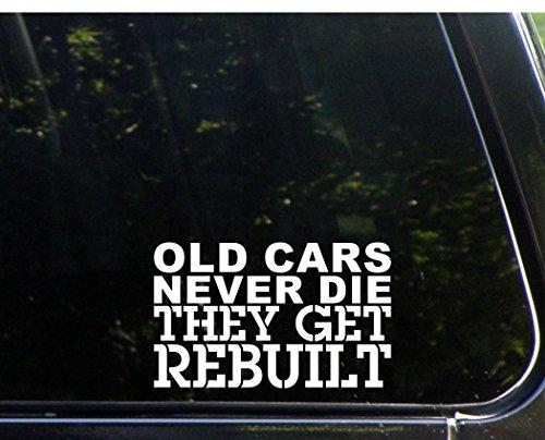 Old Cars Never Die They Get Rebuilt - 6