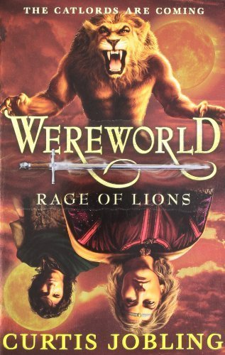 Wereworld: Rage of Lions (Book 2) by Jobling, Curtis (2011) Paperback