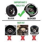 7 Fins Replacement Blender Blade For Ninja BL450-30