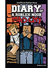 Diary of a Roblox Noob: Mad City