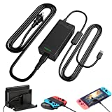 Smatree AC Adapter(UL Listed) for Nintendo Switch Support TV Mode
