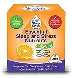 SleepDrops Essential Sleep and Stress Nutrients 30 x 5 Gram Sachets