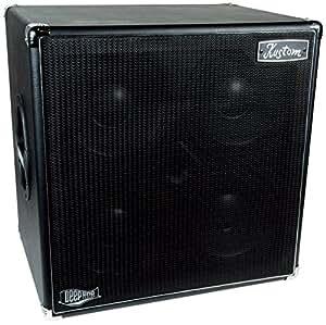 Kustom Amps DE410H Bass Speaker Cabinet with 10-Inch Speaker