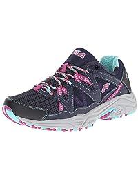 Fila Women's Vitality V Running Shoe Black