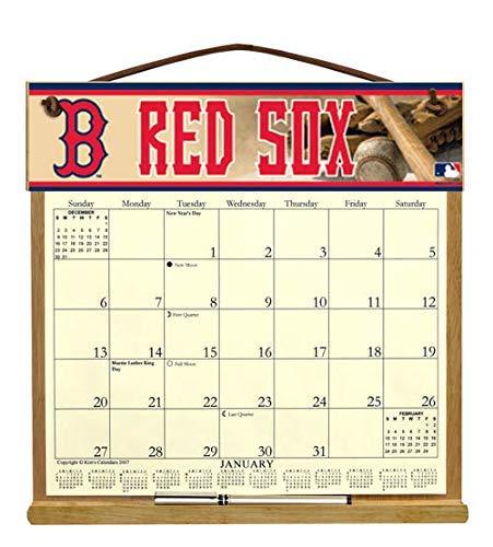 Amazon Com Boston Red Sox Calendar Refillable Wall Calendar Handmade