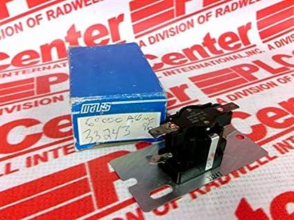 SPST N.O. Inc Motors /& Armatures MARS 33243 Thermal Time Delay Relay