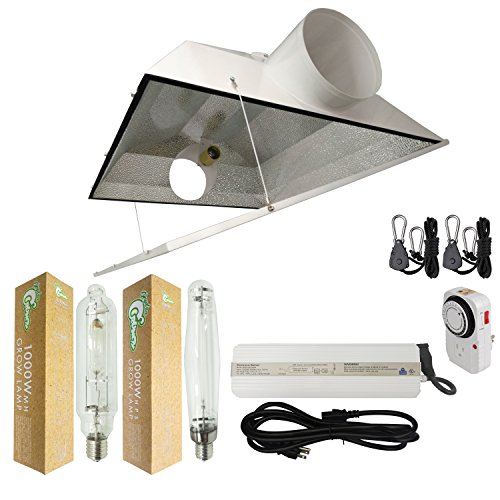 Hydro Crunch NK2-B1-R04-L0102 1000-Watt Grow Light Digital D