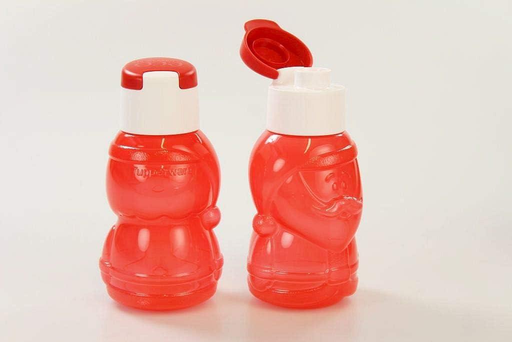 2 34518 Tupperware Ecobottiglia Nicholas da 350 ml Rosso