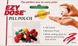 Plastic Pill Pouches 100ct
