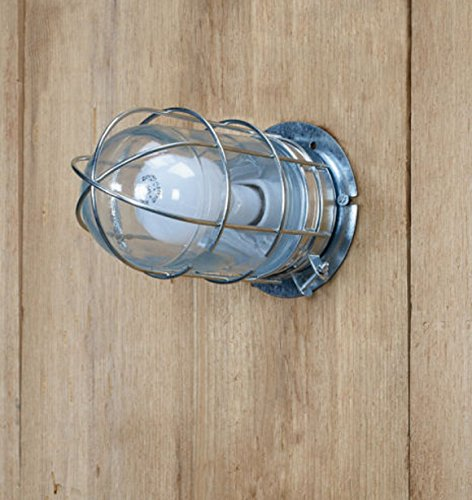 Light Ceiling Flush Mount LED Bulb Wall Barn Exterior With