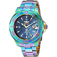 Men's 'Pro Diver' Automatic Stainless Steel Casual watchMulti Color (Model: 23943)