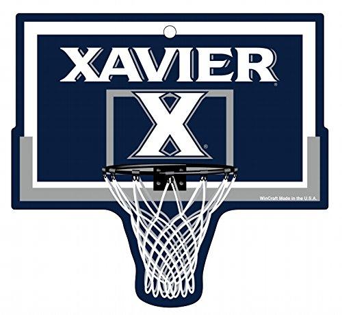 (Wincraft Xavier Musketeers Basketball Hoop Sign NCAA 9.5