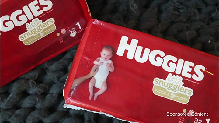 huggies little snugglers baby diapers size 6