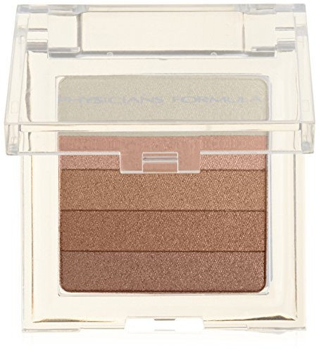 Physicians Formula Shimmer Strips, Riviera Strip/Sand Bronzer, 0.3 Ounce