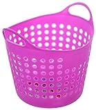 Kole Imports GM811 Small Round Storage Basket