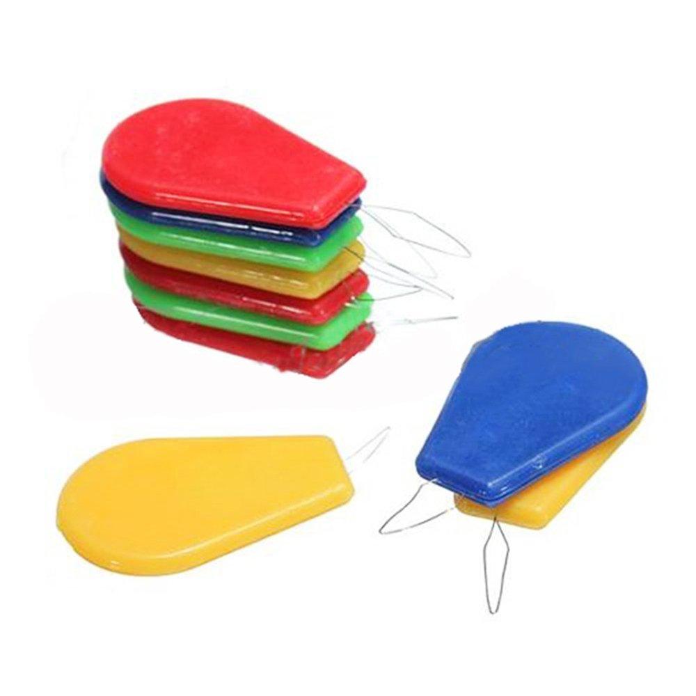 10PCS infila aghi Bow Wire Stitch inserto macchine da cucire RRunzfon