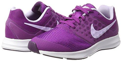 gs Mujer Deporte Nike violet Morado 7 Downshifter De Zapatillas Para qSwFS