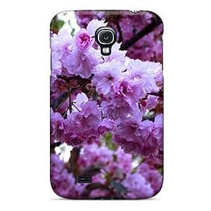 AeDmbpX668cWurW Faddish Cherry Blossom Case Cover For Galaxy S4