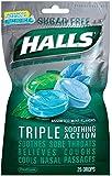 Halls Halls Sugar Free Assorted Mint Drops, 25 Ct, 25 Count
