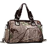 Realtree APG Camouflage Satche