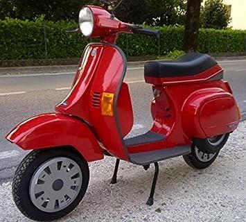 Embrague Vespa PK Abeja 50/125 de carbono Racing 4 discos + 6 muelles refuerzo: Amazon.es: Coche y moto