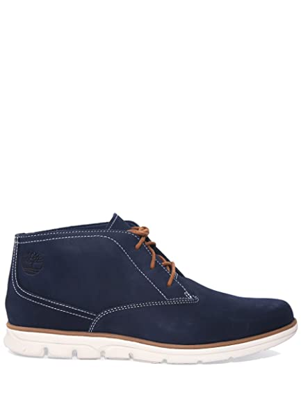 Navy leather 'Bradstreet' boots sale store for sale finishline 8Qn0k