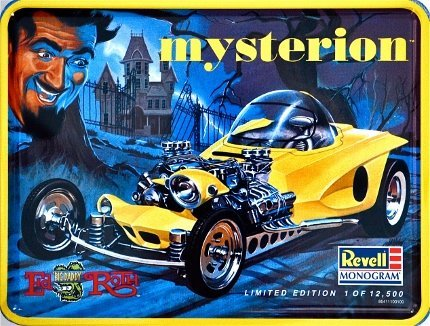 Revell Mysterion by Ed Roth Monogram Limited Edition in Tin Box