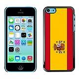 STPlus Spain Spanish Flag Hard Cover Cas