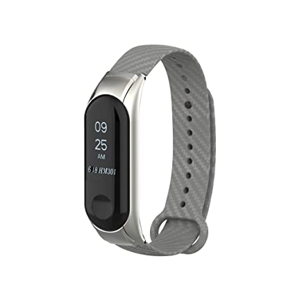 Amazon.com: Barthylomo Xiaomi Mi Band 3 Silicone Replacement ...