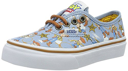 Vans Authentic Toy Story Woody Kids Trainers Shoes-2 (2)