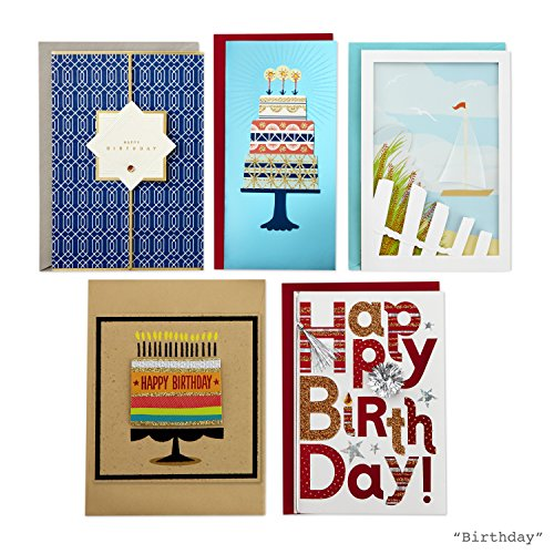 Hallmark All Occasion Handmade Boxed Set of Assorted Greeting Cards with Card Organizer (Pack of 24)—Birthday, Baby, Wedding, Sympathy, Thinking of You, Thank You, Blank Photo #4
