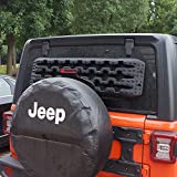 Yeeoy One Pair Set Traction Mats Black Fit to