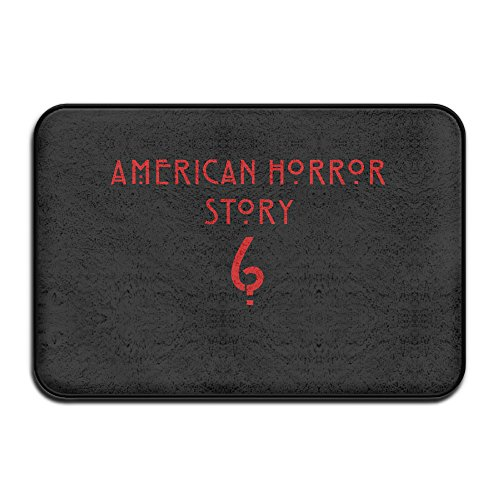 [UFBDJF20 American Horror Story Non-slip Door Mat] (Ahs Coven Halloween Costumes)