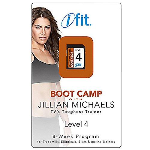 iFit Jillian Michaels Boot Camp – Level 4 – DiZiSports Store