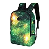 FuriGer Backpack USB Charging Port, Boys Girls Fashion School Laptop Backpacks Usb Charging Port & headphone hole, Water Resistant College School Computer Bag Fits 15.6 Inch Laptop Women Men