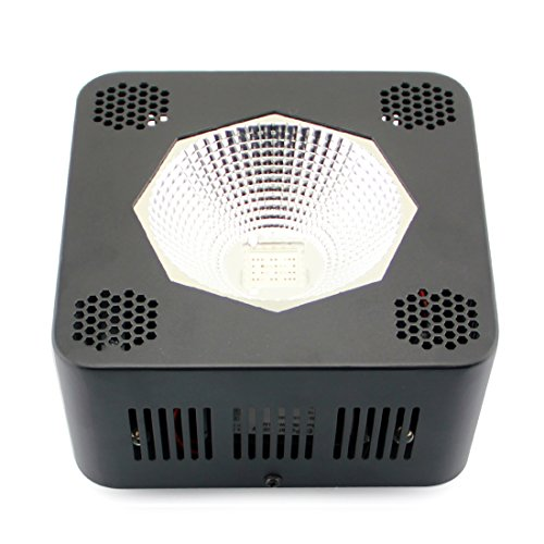 LKE 75w COB Led Plant Grow Light Full Spectrum for Indoor Plant Growing Ac 85-265