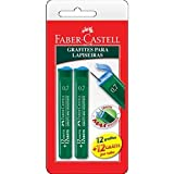 Grafite Polymer 0.7mm HB, Faber-Castell SM/TMG07HB, Gris