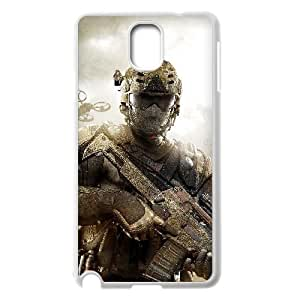 C-EUR Customized Print Call Of Duty Hard Skin Case Compatible For Samsung Galaxy Note 3 N9000
