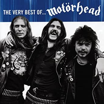 The Very Best Of    by Motörhead on Amazon Music - Amazon com